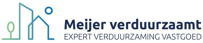Logo van Meijer Verduurzaamt